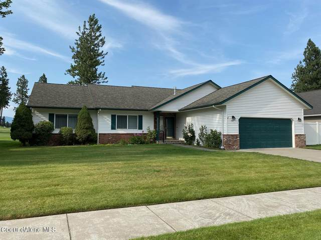 451 E Sand Wedge Dr, Post Falls, ID 83854 (#21-7682) :: Kroetch Premier Properties