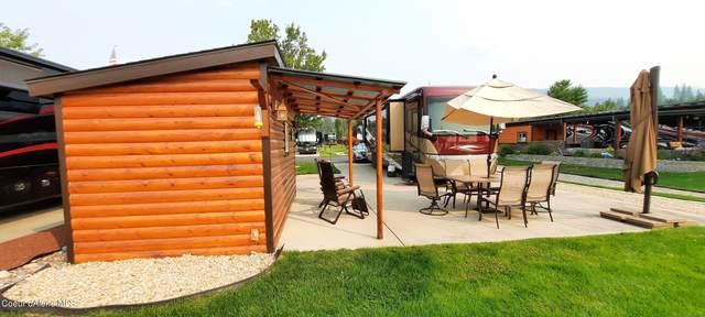 46 Bogie Lane, Blanchard, ID 83804 (#21-7947) :: Coeur d'Alene Area Homes For Sale