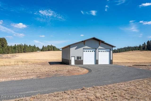 26008 E Elder Rd, Rockford, WA 99030 (#21-9190) :: Five Star Real Estate Group