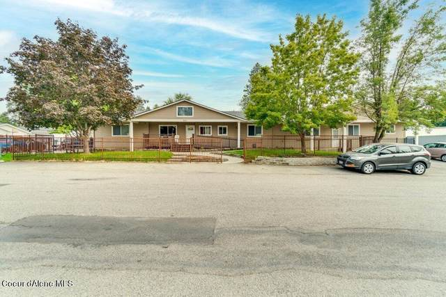 820 N William St, Post Falls, ID 83854 (#21-9526) :: Coeur d'Alene Area Homes For Sale