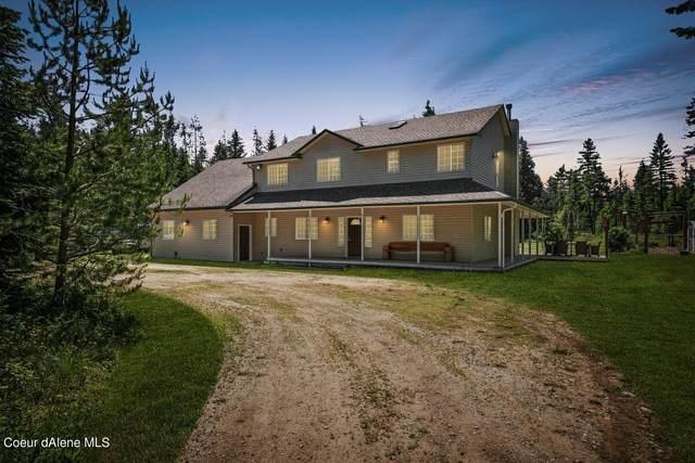 5554 W Coeur D Alene Dr, Spirit Lake, ID 83869 (#21-9822) :: Amazing Home Network