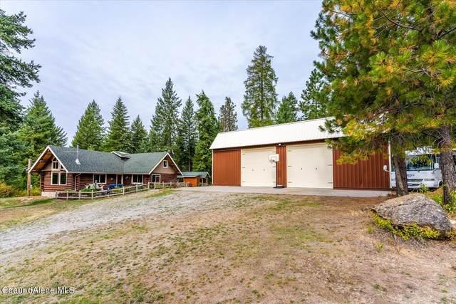 14305 N West Newman Lake Rd, Newman Lake, WA 99025 (#21-9857) :: Link Properties Group