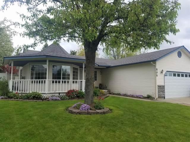 505 E Bogie Dr, Post Falls, ID 83854 (#20-2988) :: Kerry Green Real Estate