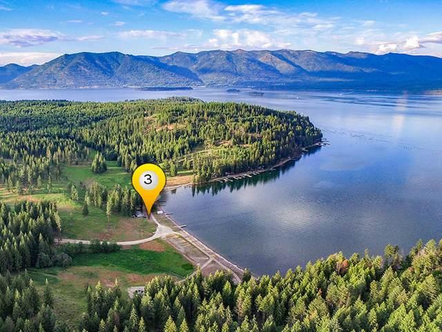 Lot 3 Camp Bay, Sagle, ID 83860 (#21-1049) :: CDA Home Finder