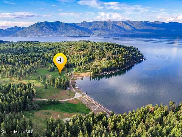 Lot 4 Camp Bay, Sagle, ID 83860 (#21-1051) :: CDA Home Finder
