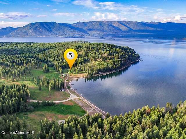 Lot 5 Camp Bay, Sagle, ID 83860 (#21-1052) :: CDA Home Finder
