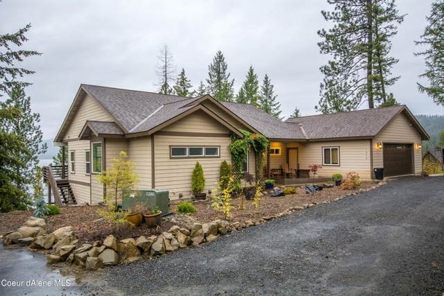 1890 E Flying Eagle Rd, Harrison, ID 83833 (#21-1882) :: Northwest Professional Real Estate