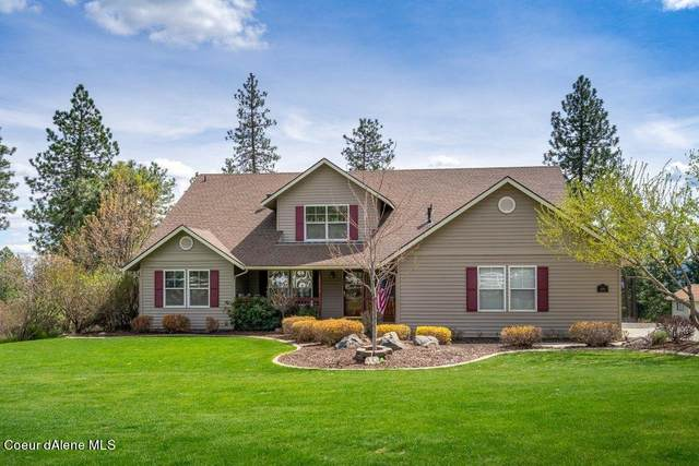 14996 W Pauline Trl, Rathdrum, ID 83858 (#21-2532) :: Heart and Homes Northwest