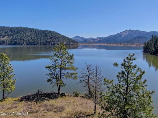 NNA Killarney Lake 80 Acre, Cataldo, ID 83810 (#21-2760) :: Keller Williams Realty Coeur d' Alene