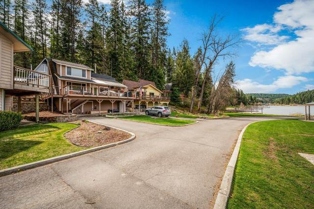 1112 W Peninsula Dr, Coeur d'Alene, ID 83814 (#21-3540) :: Heart and Homes Northwest