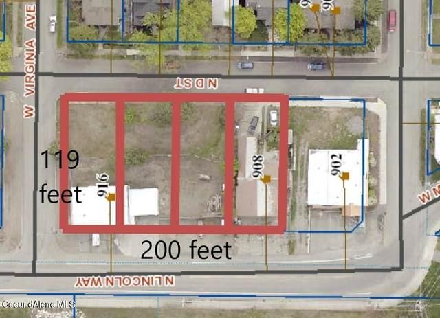 916/908 N Lincoln Way, Coeur d'Alene, ID 83814 (#21-7305) :: Link Properties Group
