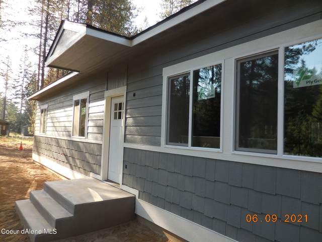 40 Courtlen Street, Priest Lake, ID 83856 (#21-7561) :: Flerchinger Realty Group - Keller Williams Realty Coeur d'Alene