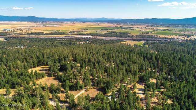 Lot 10 - Spiral Ridge Trail, Rathdrum, ID 83858 (#21-9153) :: Coeur d'Alene Area Homes For Sale