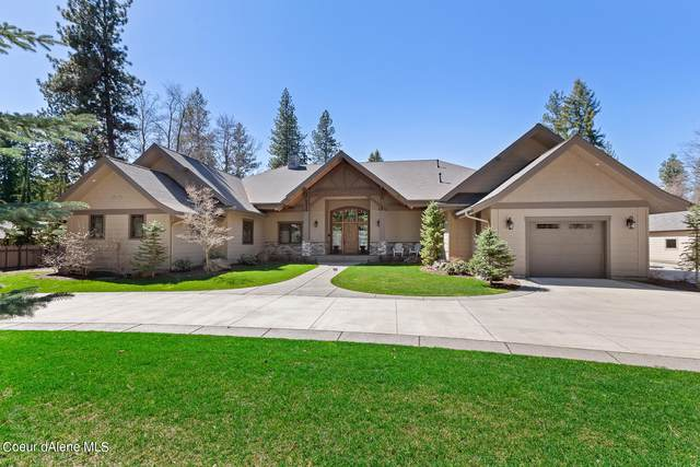 9741 N Easy St, Hayden Lake, ID 83835 (#20-11684) :: Heart and Homes Northwest