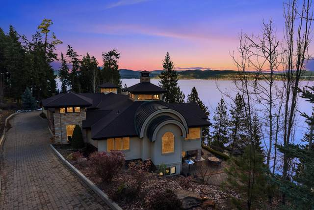 4200 S Threemile Point Rd, Coeur d'Alene, ID 83814 (#20-139) :: Prime Real Estate Group