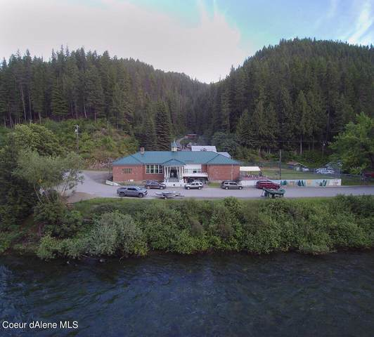 370 Old River Rd, Avery, ID 83802 (#21-6915) :: Team Brown Realty