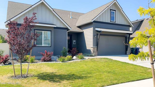 6589 N Rendezvous Dr, Coeur d'Alene, ID 83815 (#21-7565) :: Prime Real Estate Group
