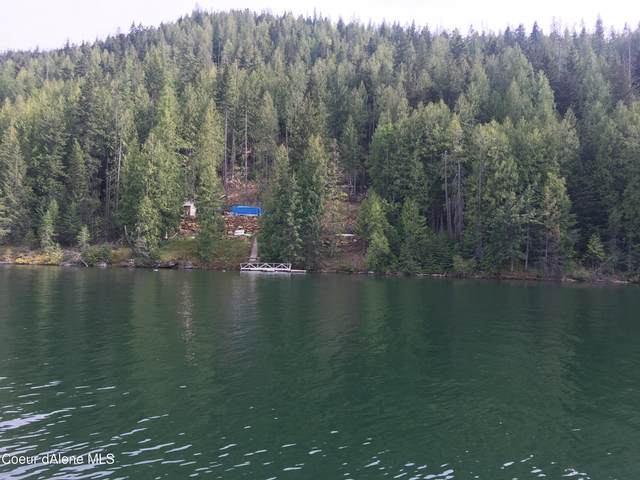 NKA Amadahi Park, Lot 28 B, Spirit Lake, ID 83869 (#21-536) :: Keller Williams Realty Coeur d' Alene