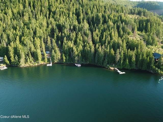 NKA Amadahi Park, Lot 28 B, Spirit Lake, ID 83869 (#21-536) :: Flerchinger Realty Group - Keller Williams Realty Coeur d'Alene