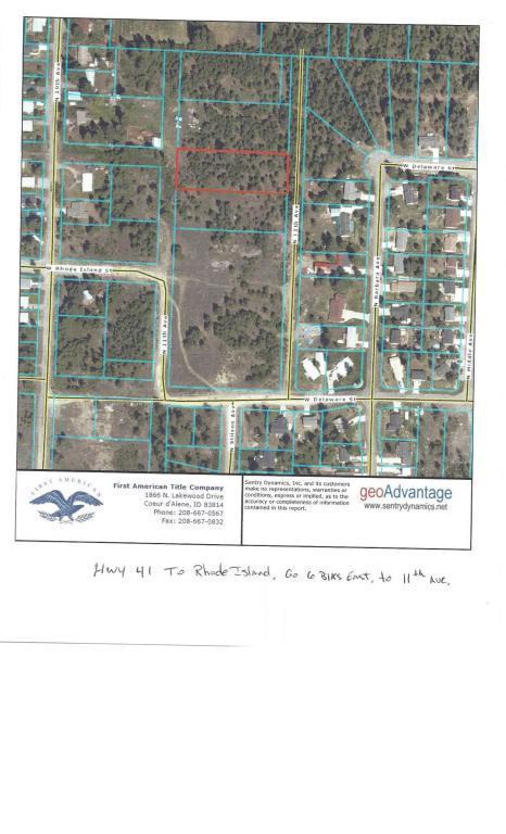 na 11th Ave, Spirit Lake, ID 83869 (#18-3267) :: Chad Salsbury Group