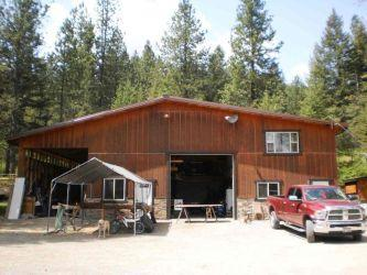 418 Forest Way, Blanchard, ID 83804 (#18-4030) :: The Spokane Home Guy Group