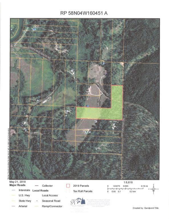 NNN Mud Gluch Rd, Priest River, ID 83856 (#18-5704) :: Northwest Professional Real Estate
