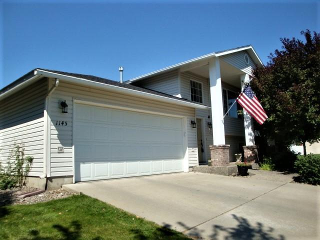 1145 N Sugar Maple Trl, Post Falls, ID 83854 (#18-8407) :: Team Brown Realty