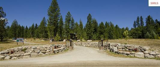 NKA Moore Crk Rd (3.53 Acres) A, Sandpoint, ID 83864 (#19-5283) :: The Jason Walker Team