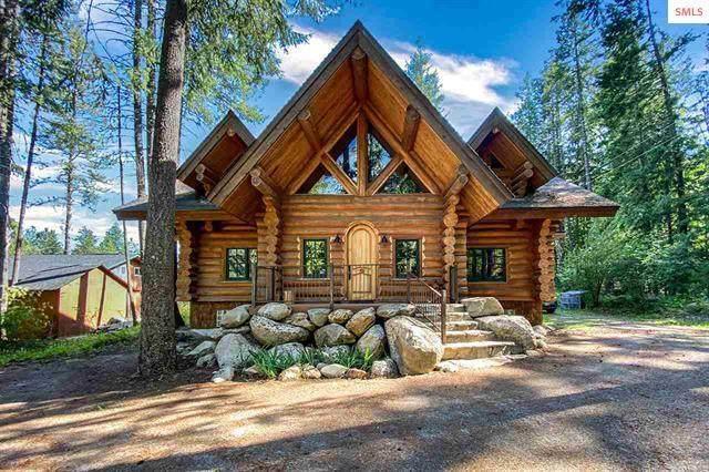 580 Schweitzer Mountain Rd, Sandpoint, ID 83864 (#20-7420) :: Keller Williams Realty Coeur d' Alene