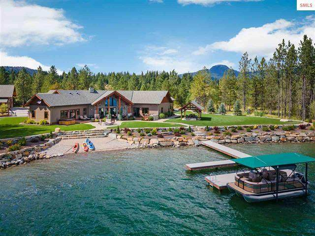 374 Flatwater Lane, Sandpoint, ID 83864 (#20-7907) :: Prime Real Estate Group