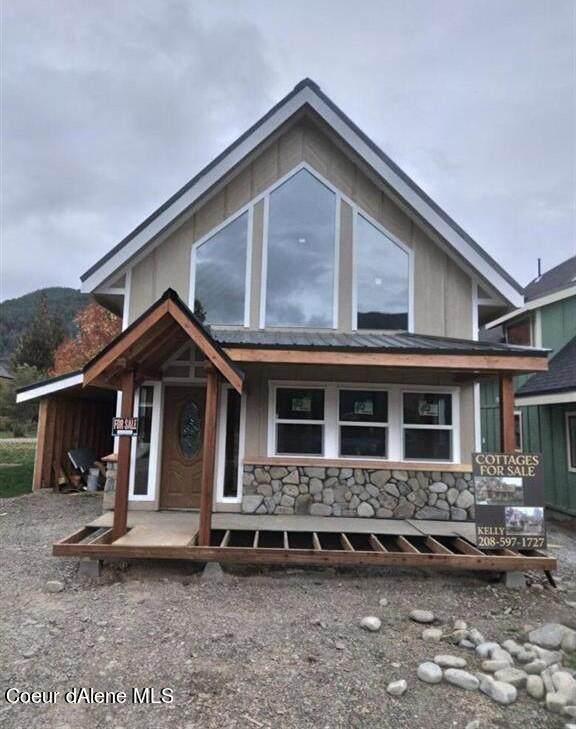 5 Elk Horn Dr, Clark Fork, ID 83811 (#21-10633) :: Flerchinger Realty Group - Keller Williams Realty Coeur d'Alene