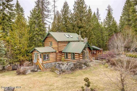 105 Granite Rd, Newport, WA 99156 (#21-3074) :: Northwest Professional Real Estate