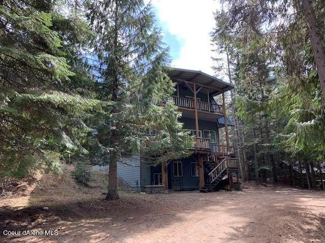 33 Paradise Ln, Priest Lake, ID 83856 (#21-3861) :: Heart and Homes Northwest