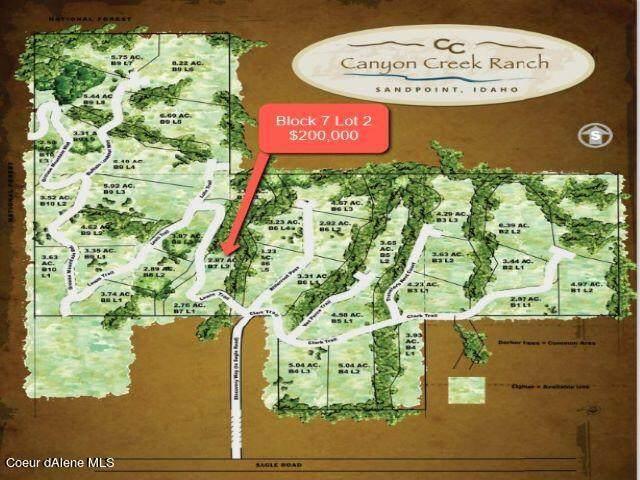 NNA Lewis Trail, Sagle, ID 83860 (#21-6503) :: Link Properties Group