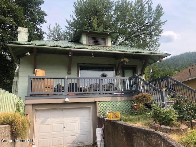 121 Kellogg Avenue, Kellogg, ID 83837 (#21-7810) :: CDA Home Finder