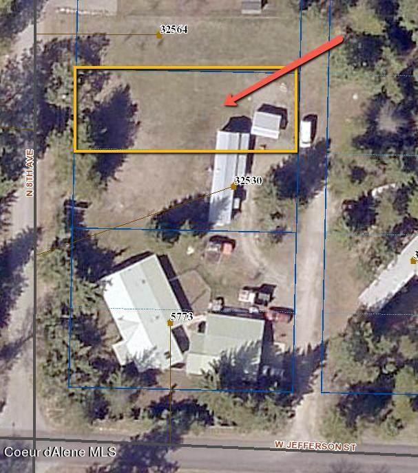 NKA N 8th Av, Spirit Lake, ID 83869 (#21-7832) :: CDA Home Finder