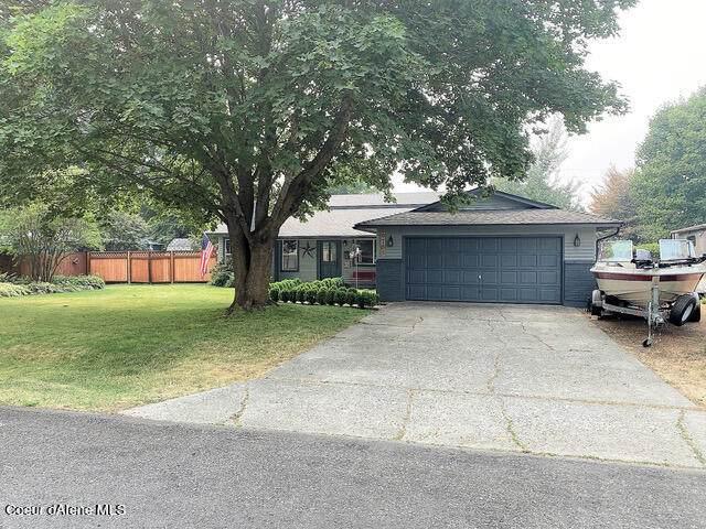 9785 N Valley Way, Hayden, ID 83835 (#21-8023) :: Coeur d'Alene Area Homes For Sale