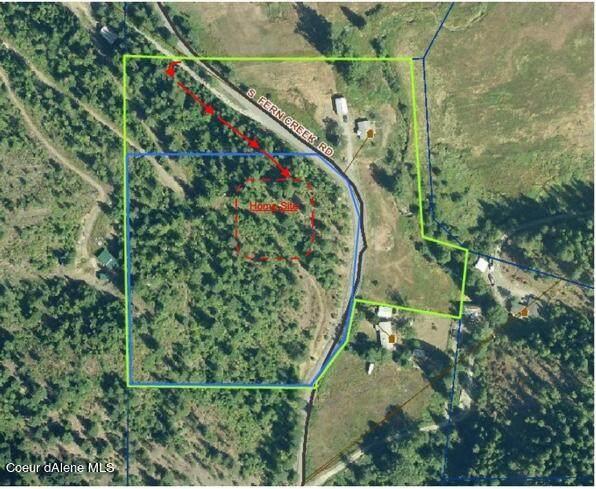 NKA S Fern Creek Rd, Cataldo, ID 83810 (#21-9156) :: Embrace Realty Group