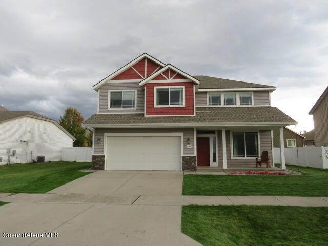 7456 N Downing Ln, Coeur d'Alene, ID 83815 (#21-9783) :: Embrace Realty Group