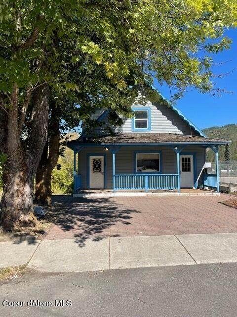106 W Idaho Ave, Kellogg, ID 83837 (#21-9881) :: Flerchinger Realty Group - Keller Williams Realty Coeur d'Alene