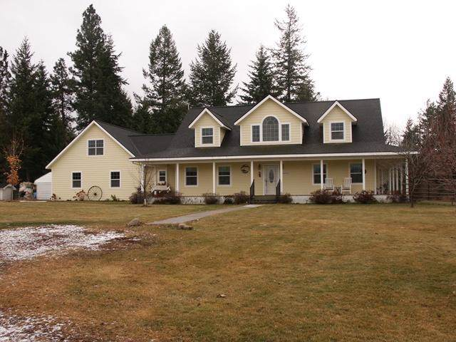 307 Heideman Rd, Bonners Ferry, ID 83805 (#20-90) :: Team Brown Realty