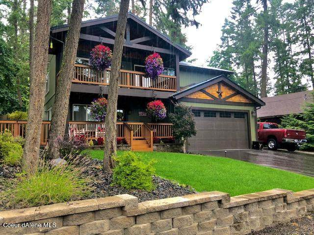 10675 N Lakeview Dr, Hayden Lake, ID 83835 (#21-2822) :: Embrace Realty Group