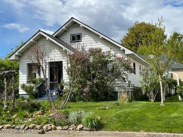 101 E Miller Ave, Coeur d'Alene, ID 83814 (#21-3746) :: CDA Home Finder