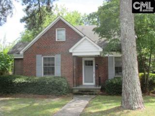 705 M Avenue, Cayce, SC 29033 (MLS #422565) :: Home Advantage Realty, LLC