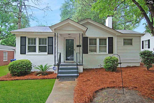 3814 Wilmot Avenue, Columbia, SC 29205 (MLS #428014) :: Exit Real Estate Consultants