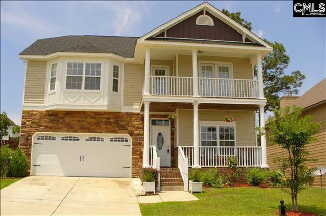 334 Ashburton Lane, West Columbia, SC 29170 (MLS #432905) :: Exit Real Estate Consultants