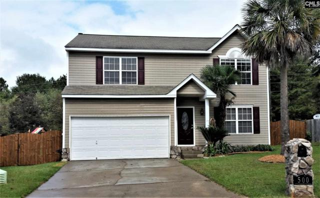 500 Turkey Pointe Lane, Chapin, SC 29036 (MLS #434365) :: The Olivia Cooley Group at Keller Williams Realty