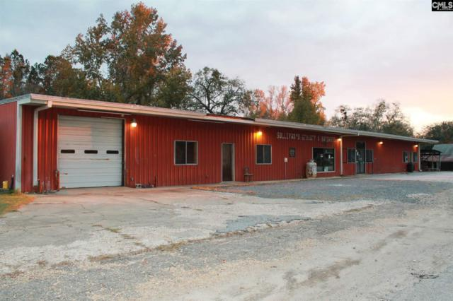 3613 Jefferson Davis Highway, Bethune, SC 29009 (MLS #436365) :: RE/MAX AT THE LAKE