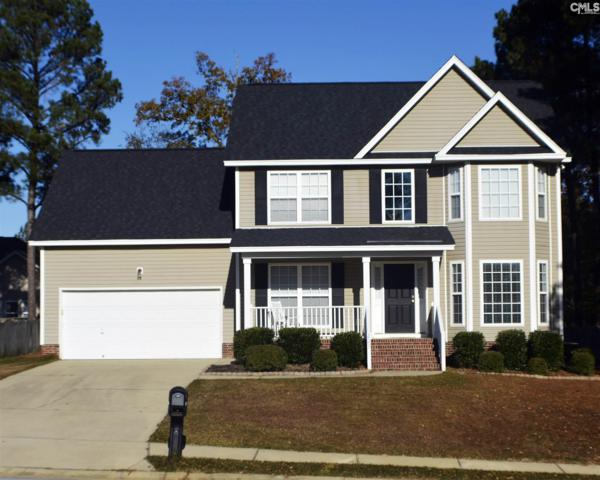 207 Hope Creek Drive, Irmo, SC 29063 (MLS #436564) :: Exit Real Estate Consultants
