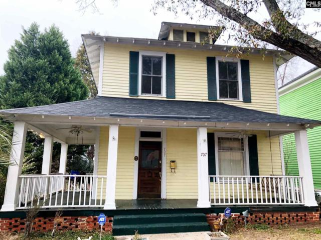 707 Abbeville Street, Columbia, SC 29201 (MLS #439201) :: EXIT Real Estate Consultants